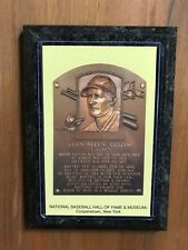 Goose Goslin - Baseball Hall of Fame Induction - Ready to Hang Wall Plaque