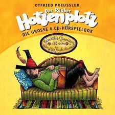 OTFRIED PREUßLER - DER RÄUBER HOTZENPLOTZ-DIE GROßE 6 CD-HÖRSPIELBOX 6 CD NEU
