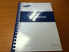 SAMSUNG GALAXY ALPHA SM-G850F PRINTED INSTRUCTION MANUAL USER GUIDE 226 PAGES A5