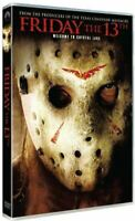 , Friday The 13th: Extended Cut [DVD], Like New, DVD