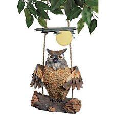 Owl Garden Sculptures