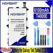HSABAT T4000E 6100mAh Battery for Samsung Galaxy Tab 3 7.0'' SM-T210 T211 T215 T