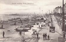 Brighton and Hove Printed Collectable Sussex Postcards