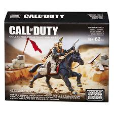 Mega Bloks Call of Duty HORSEBACK ASSAULT Collector Construction Set (DLB99)