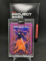 Topps Project 2020 Derek Jeter by Matt Taylor Card #39 - In Hand w Original Box