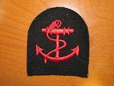 Royal Canadian Navy Trade Rank Badge Leading Seaman nice