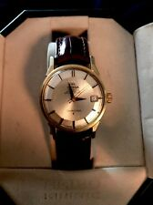 Omega 24Jewel Vintage Automatic Constellation Pie Pan Gold & Stainless
