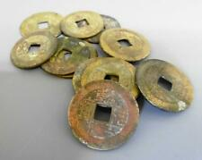"""More details for emperor kao tsung chinese bronze coins 1736-1795- primary series """"boo chi"""""""