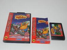 ToeJam & Earl in Panic on Funkotron Sega Genesis Video Game Complete in Box