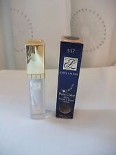 Estee Lauder PURE COLOR CRYSTAL GLOSS - 317 Silver Sparkle - RARE