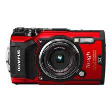 Olympus TG-6 Digital Camera (Red)