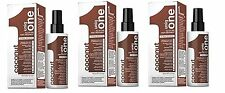 Revlon Uniq 1 All in One COCONUT Hair Treatment Spray 150ml Pack of 3