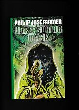 The Unreasoning Mask---Philip Jose Farmer---hc/dj---1st1981