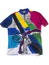 Vitnage Cycling Retro Jersey Top Shirt Peace On Earth Trikot Maglia M Medium