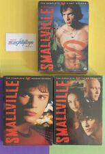 New! Smallville Complete Seasons 1-3, 1 2 3 Dvd Tv Series Sealed new