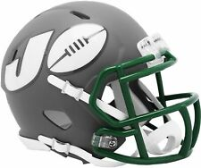 New York Jets Amp Alternate Riddell Speed Mini Helmet New in box