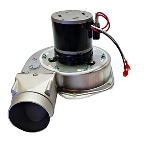 Englander Pellet Stove Combustion Blower, Exhaust Fan Motor Assembly, PU-076002B