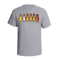 Basketball Legends By VIPwees Mens ORGANIC Cotton T-Shirt Sports Inspired Gift