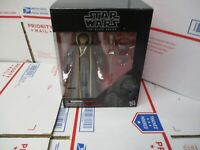 HASBRO STAR WARS THE BLACK SERIES MOLOCH FIGURE AND ACCESSORIES NEW FAST SHIP