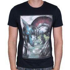 Marvel Comics - Thor Ragnarok Herren Premium T-Shirt - Face to Face (S-XL)