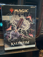Magic the Gathering MTG Kaldheim Collector Booster Sealed SHIP TODAY