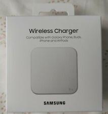 Samsung Fast Charger Wireless pad EP-P1300TWEGU White  9W !!!