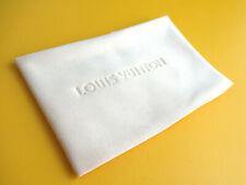 New Authentic Louis Vuitton Eye Glass iPhone iPad Cleaning Cloth in LV Envelope