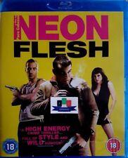 Neon Flesh (Mario Casas) Blu-Ray 2012 New And Sealed