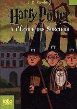 Harry Potter ? l'?cole des Sorciers by J. K. Rowling