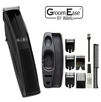 Wahl Mens Trimmer Pro Body Hair Clippers Shaver Beard Cutting
