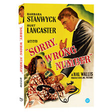Sorry Wrong Number 1948 (dvd All Keep Case) Barbara Stanwyck