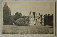 """CPA """" Tessé la Madeleine - Château de la Roche-Bagnoles"""