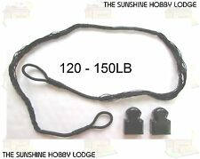 """Replacement 26.5"""" XBOW String for 120 - 150lb Crossbows Including Prod End Tips"""