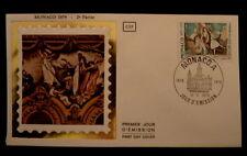 MONACO PREMIER JOUR FDC YVERT  1190     OPERA  F. POULENC    1F     1979