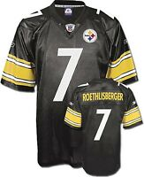 Ben Roethlisberger Pittsburgh Steelers Youth Jersey Size Youth Small Reebok