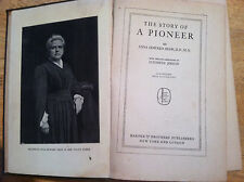 The Story of a Pioneer, Anna Shaw, 1915