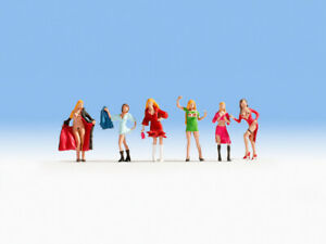 Noch 36959 Léger Femmes, Figurines Voie N (1:160)