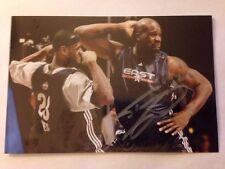 Shaquille O'Neal Shaq Signed Autograph Photo Lakers Magic Lebron James