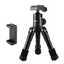 Zomei CK45 Stativ Desktop Dreibeinstativ Halterung für Smartphone Gopro Kamera