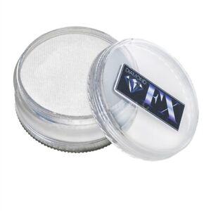 Diamond FX Face Paint Essential - White 90gr