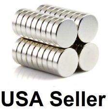 Lot 100 200 500 Rare Earth Neodymium Disc Magnets 6 X 3mm 14 X 18 Inch N48