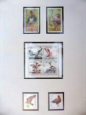 LITHUANIA Birds U/M NB3389