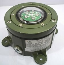 Point Lighting Corporation PRL-97004-1C-G-EX-LSM LED 120v Green Helideck Light