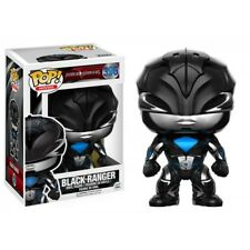Funko Pop Vinyl Power Rangers Black Ranger Collectable Model Figurine No 396
