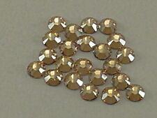 40ss GOLDEN SHADOW Swarovski rhinestones 12pcs