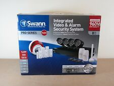 Swann Swvak-834254C Integrated Video & Alarm Security System 1Tb Hd, 4 cameras