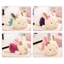 Baby Cute Bunny Plush Toy Rabbit Stuffed Animal Baby Kids Gift Doll A