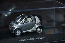 Minimax smart fortwo cabriolet A451 in anthrazit matt M1:43 PC