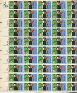 1979 10 cent Olympic Decathlon full Sheet of 50, Scott #1790, Mint NH