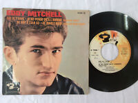 Eddy Mitchell * Oui je t'Aime * EP 45 Tours * Barclay 70506 * NM